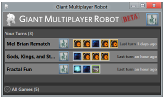 Giant Multiplayer Robot